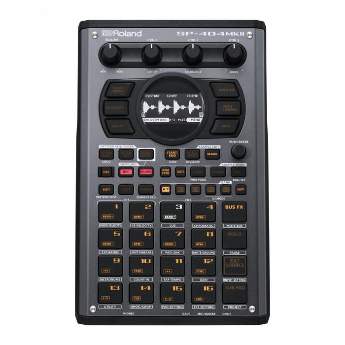 Roland SP-404MKII Top