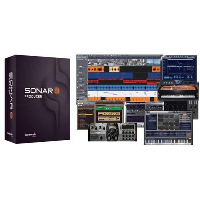 Cakewalk SONAR 8 Producer