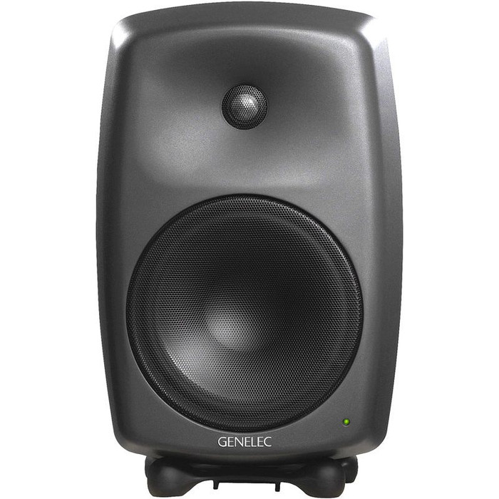 Genelec 8050B Matte Black - Single