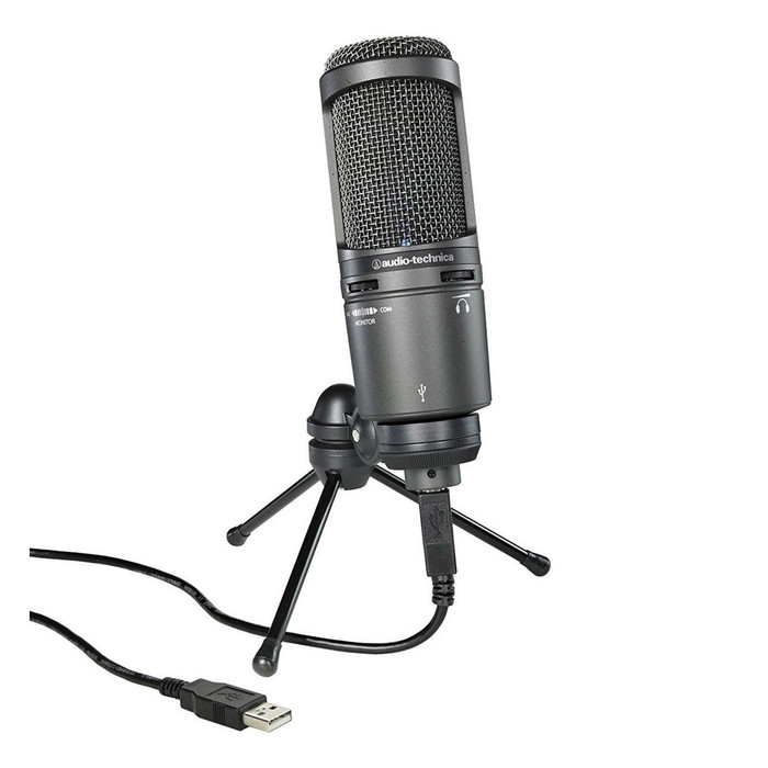 Audio Technica AT2020USB+ Lead
