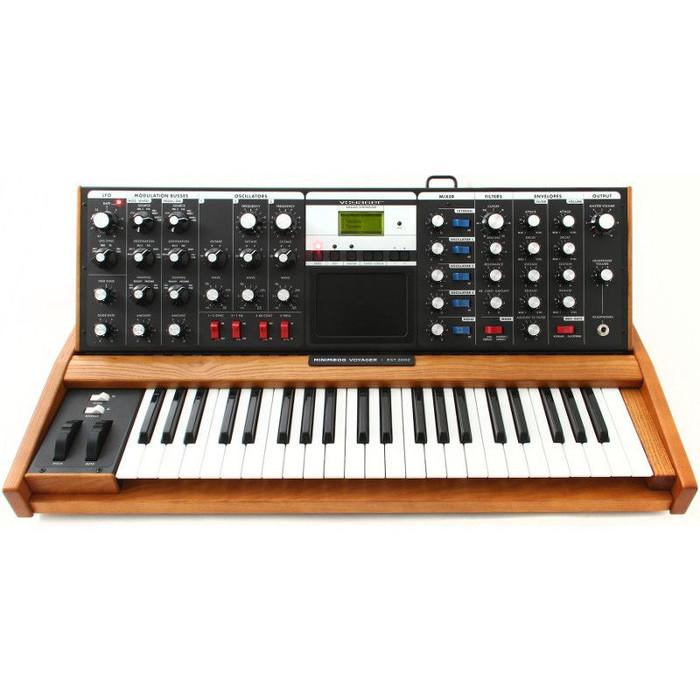 Moog Minimoog Voyager Performer Edition - Black
