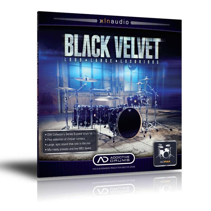 XLN Audio Black Velvet ADpak