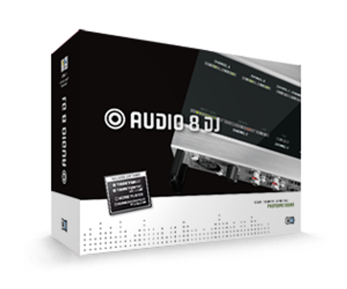 Native Instruments Audio 8 DJ (8 x 8 USB Audio Interface)
