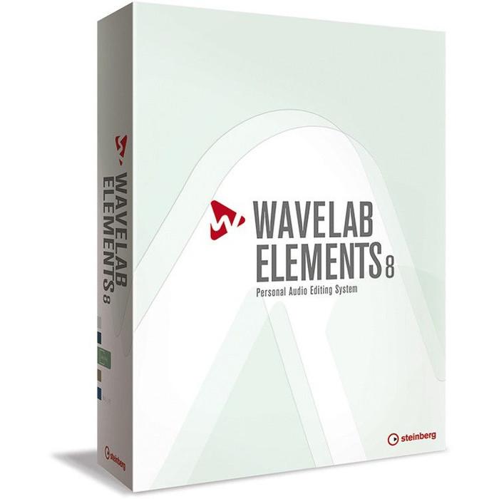 Steinberg Wavelab Elements 8 Education (Free Update To Wavelab Elements 9)