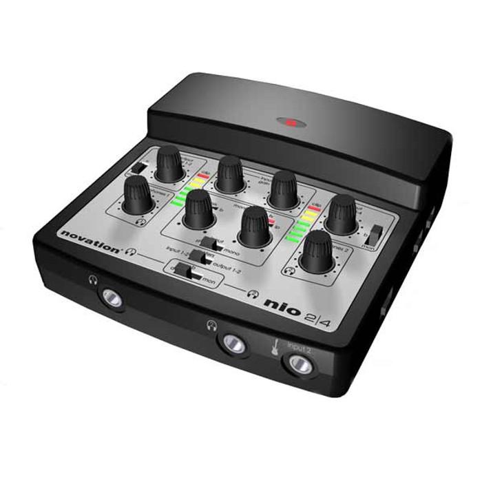 Novation Nio 2 | 4 USB Audio Interface
