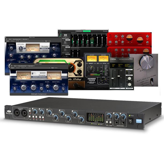 Focusrite Saffire Pro 40 Firewire Audio Interface With Software