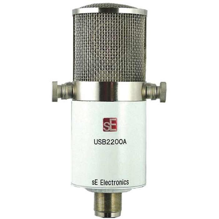 SE Electronics USB2200A Condenser Microphone