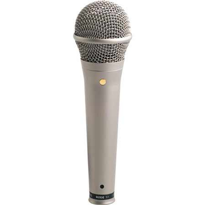 Rode S1 Live Performance Super Cardioid Condenser Microphone