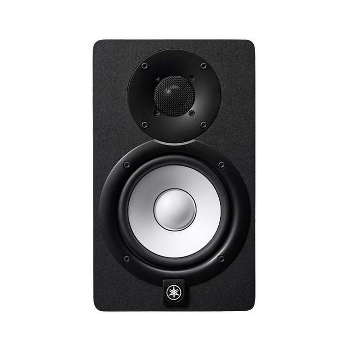 Yamaha HS5 Black Single Studio Monitor Front