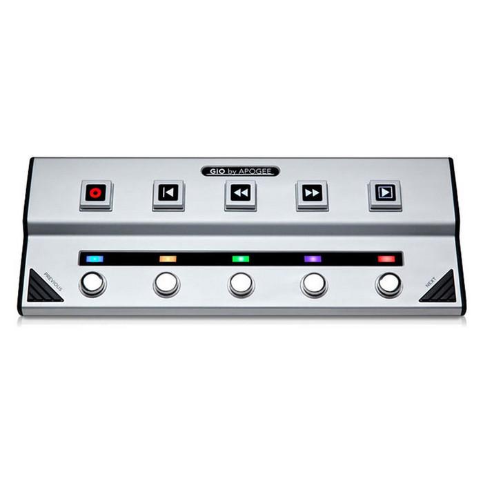 Apogee GiO USB Guitar Interface Controller Front