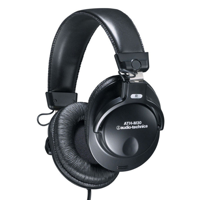 Audio-Technica ATH-M30 Studio Headphones
