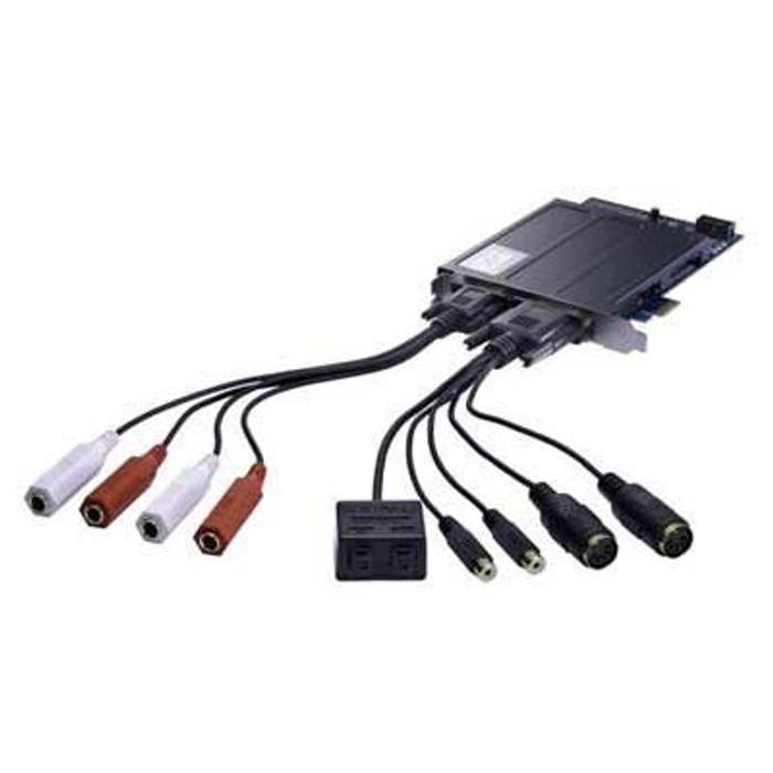 E-MU 0404 PCI Express Digital Audio System
