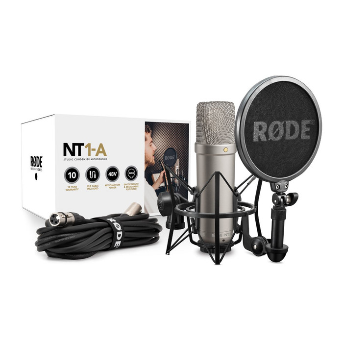 Rode NT1A Vocal Recording Pack