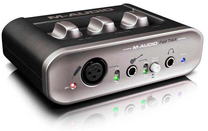 M-Audio Fast Track 2