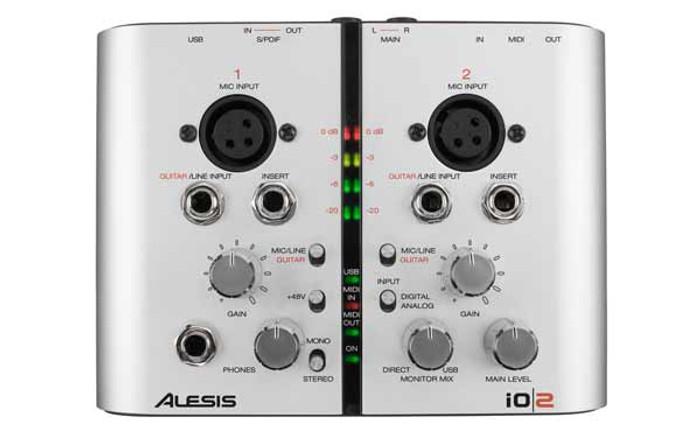 Alesis iO|2