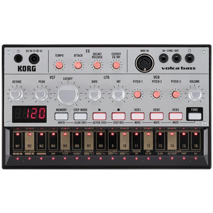 Used Korg Volca Bass