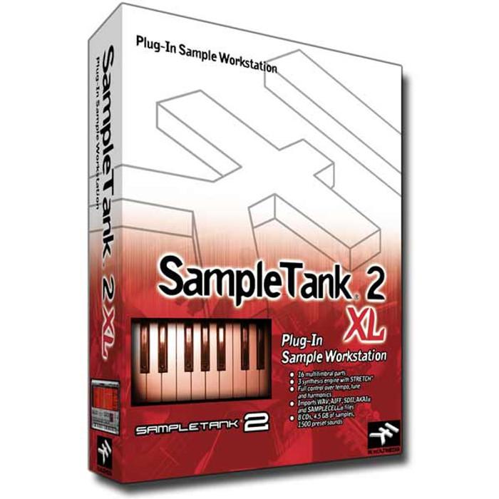 IK Multimedia SampleTank 2.5 XL