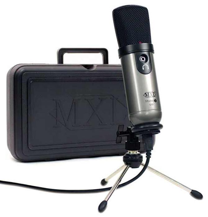 MXL Studio 1 USB Desktop Recording Kit