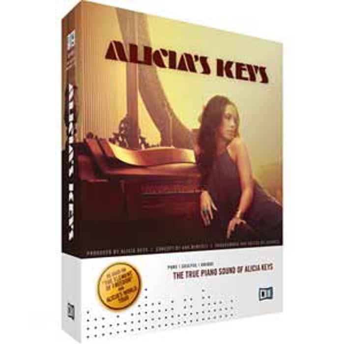 Image of Native Instruments Alicia's Keys