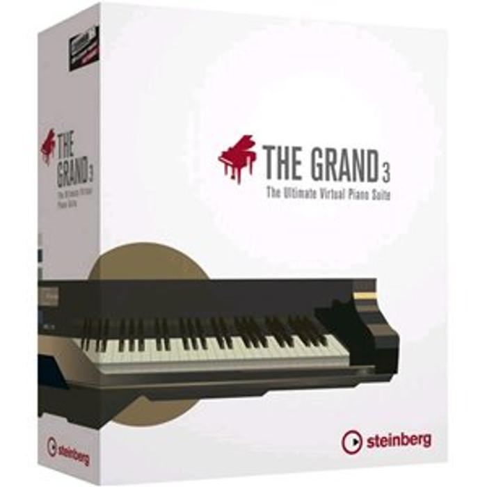 Steinberg The Grand 3 Virtual Piano