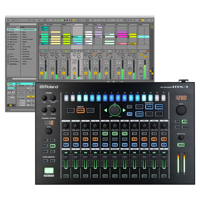 Roland AIRA MX-1 With Software