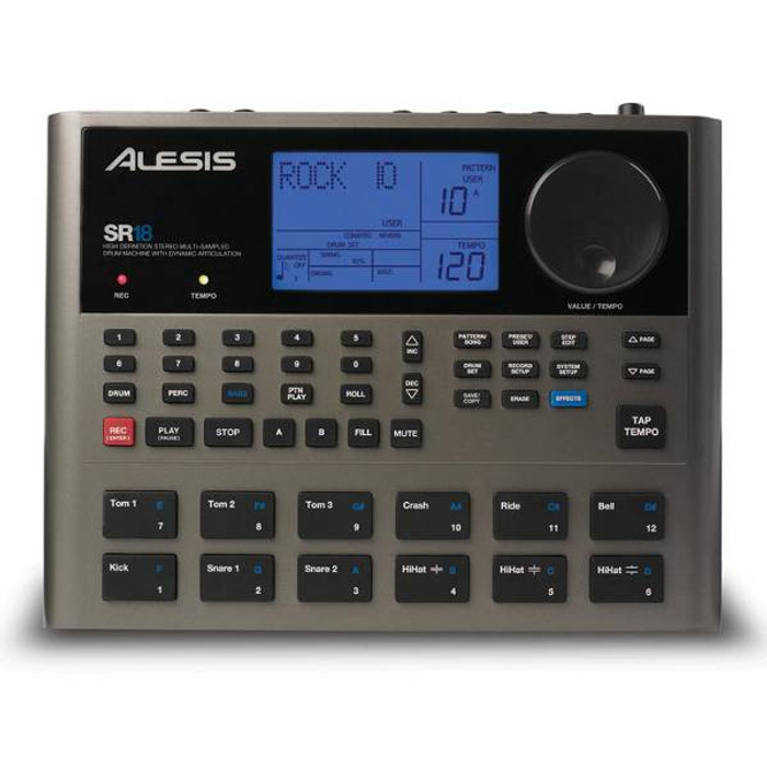 Alesis SR-18 Drum Machine