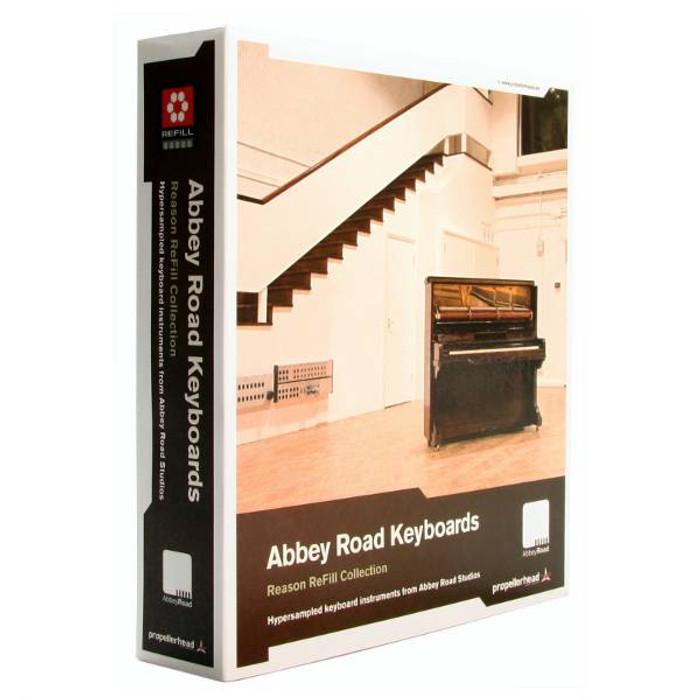 Propellerhead Reason Abbey Road Keyboards Refill