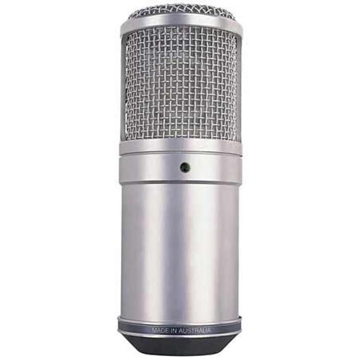 Rode Classic II Valve Condenser Studio Microphone