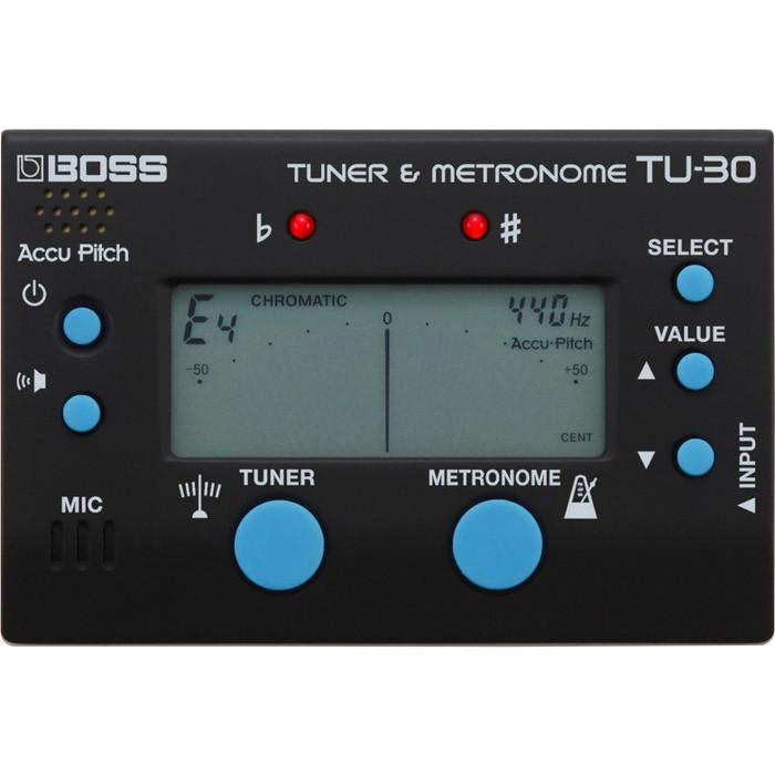 Boss TU-30 Metronome & Tuner 1