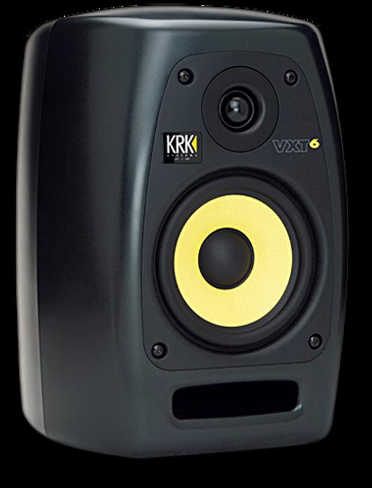 KRK VXT6 - Black (Single)