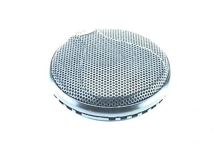 Used Samson CM10B Uni-directional Boundary Microphone (White)