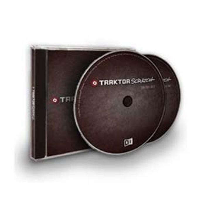 Native Instruments Traktor Time Code CD
