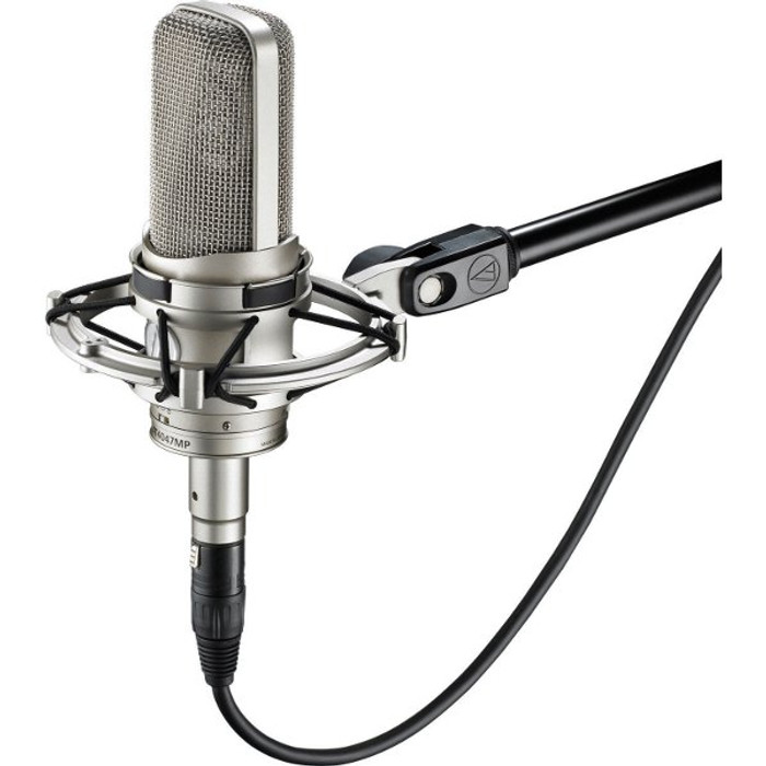 Audio Technica AT4047 SVSMLarge Diaphragm Cardioid Condenser Microphone
