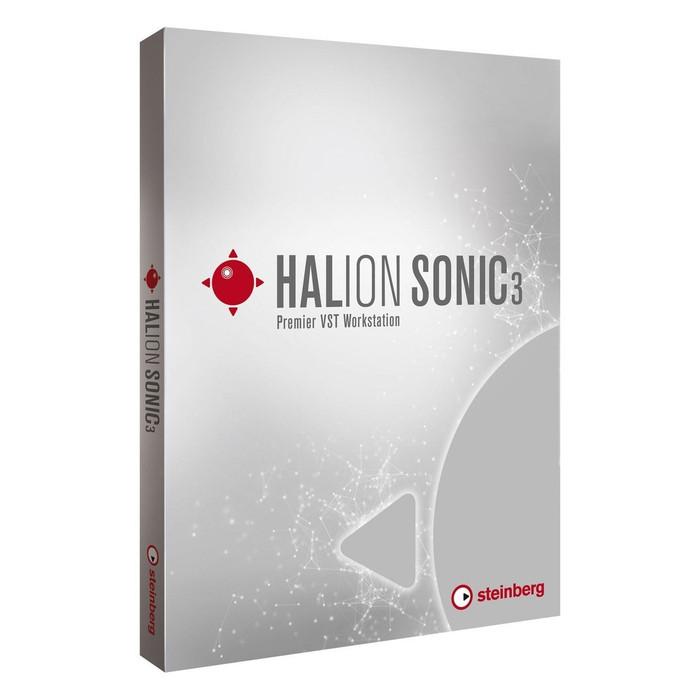 Steinberg HALion Sonic 3 Box