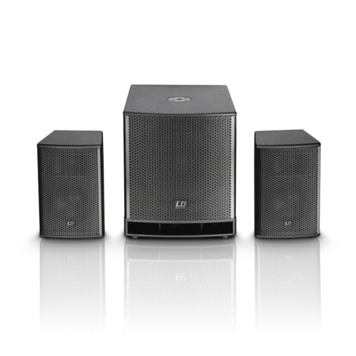 LD Systems Dave 15 G3 Set Front