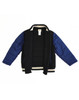 Dark Blue Varsity Jacket, Little Boys