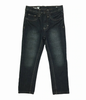 Black Slim Denim Jeans, Toddler Girls