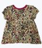 Animal Print Shirt, Baby Girl
