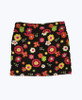 SOLD - Brown Floral Corduroy Skorts