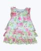 Pastel Floral Dress, Baby Girls