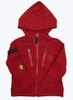 Ferrari Red Zip Hoodie, Toddler Boys