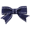 Navy Abby Hair Bow