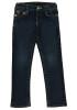 'Stella' Dark Denim Jeans, Little Girls