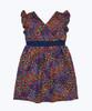'Chinese Garden' Floral Print Dress