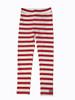 Red Stripe Leggings
