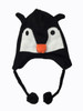 Cozy Critter Hat - Penguin
