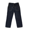 Straight Dark Denim Jeans, Toddler Boys