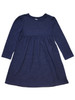 Heather Blue Dress, Toddler Girls