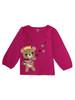 Pink Musical Bear Tee, Toddler Girls