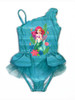 Little Mermaid One-Piece Swimsuit, Toddler Girls